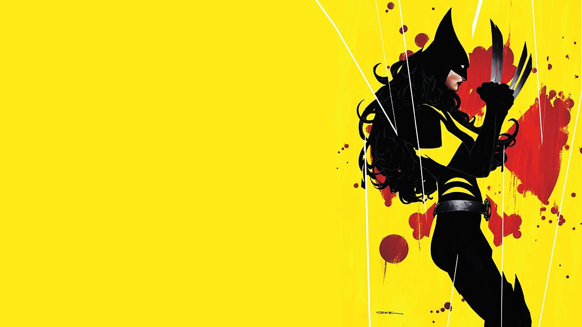 1 all-new wolverine hd wallpapers | background images - wallpaper