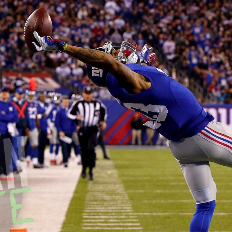 10 New Odell Beckham Jr Catch Wallpaper FULL HD 1080p For PC Desktop 2018 free download 10 greatest touchdown catches in the nfl youtube 800x800