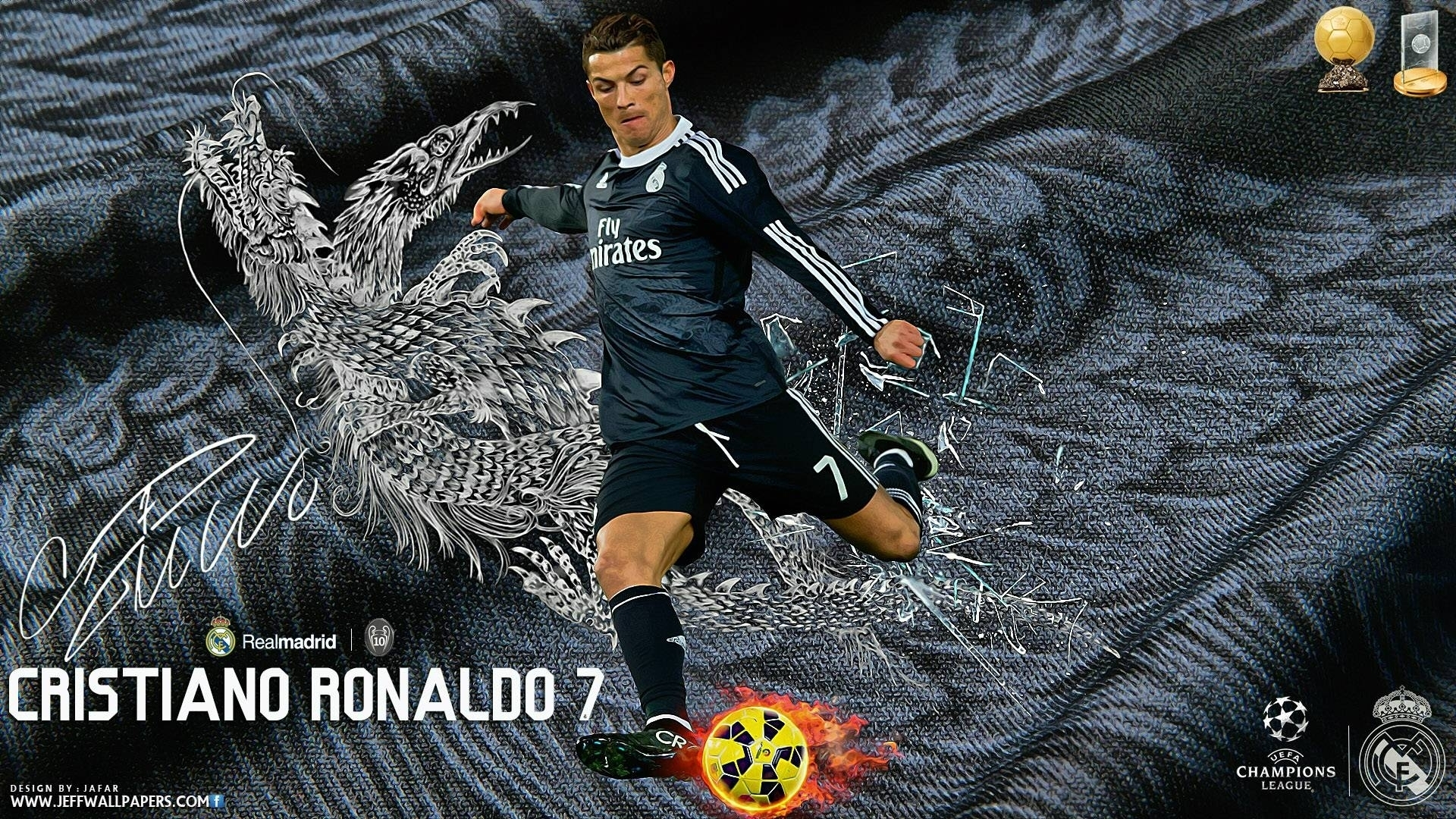 10 Best Cristiano Ronaldo 2015 Wallpaper FULL HD 1920×1080 For PC Desktop