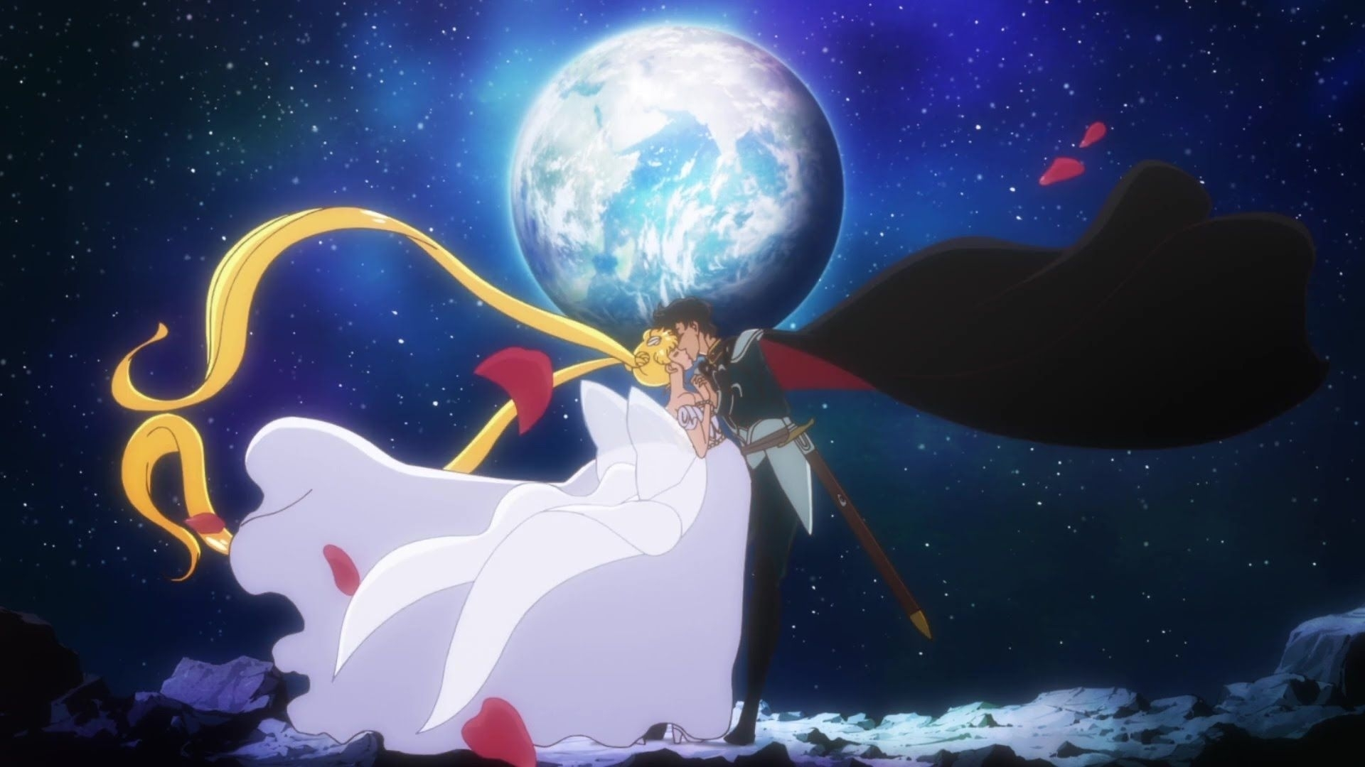 10 latest sailor moon and tuxedo mask wallpaper full hd 1920×1080
