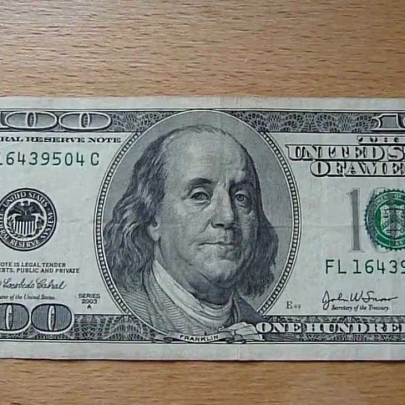 10 Best Picture Of 100 Dollar Bills FULL HD 1920×1080 For PC Background 2018 free download 100 dollar bill 100 dollar banknote series 2003a youtube 800x800