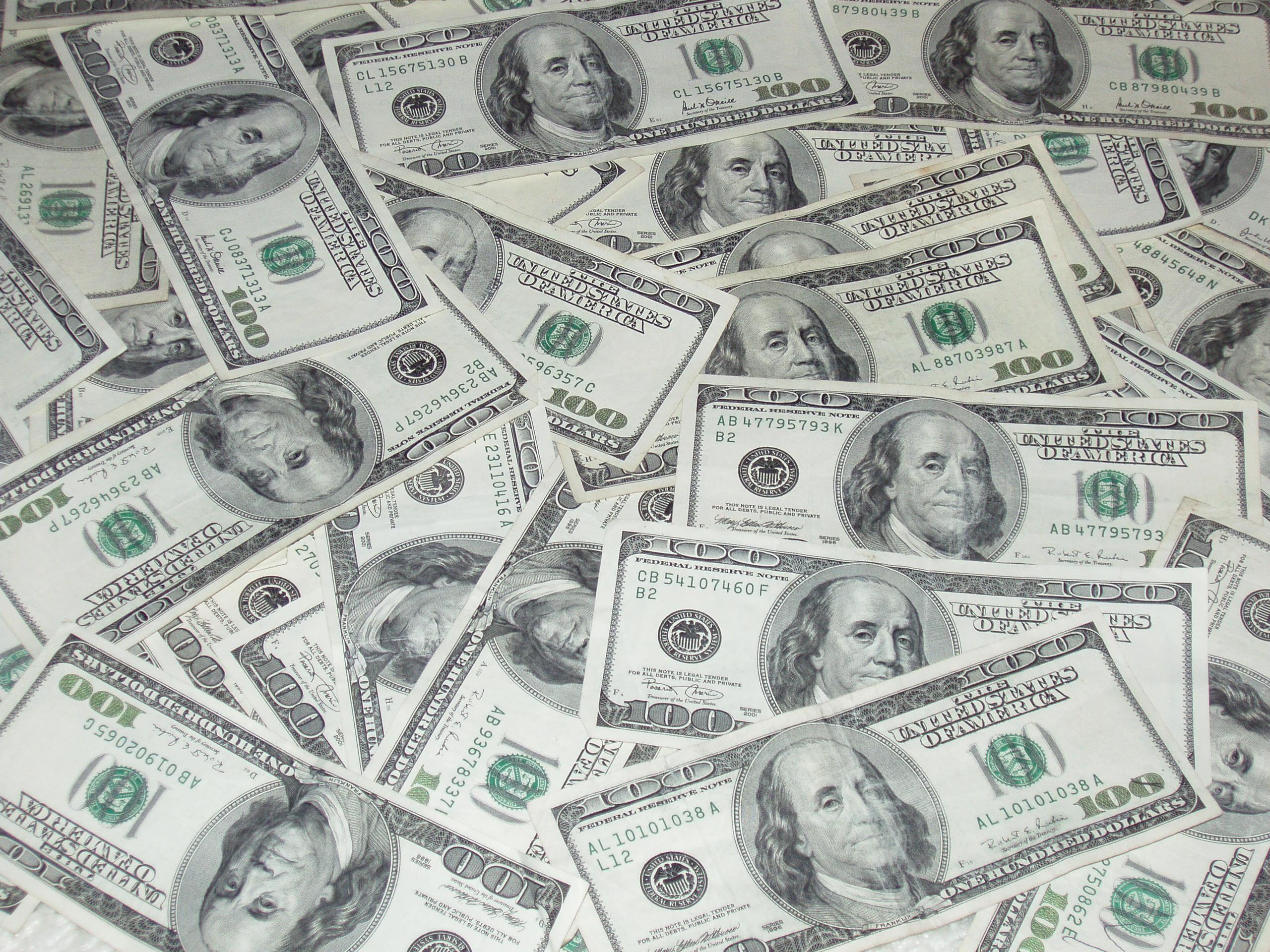 100 dollar bill wallpaper - wallpapersafari