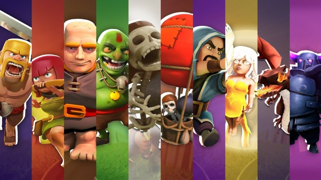 10 Best Clash Of Clans Wallpapers Hd FULL HD 1080p For PC Background 2018 free download 100 quality hd clash of clans wallpapers archives 46 b scb 1024x576