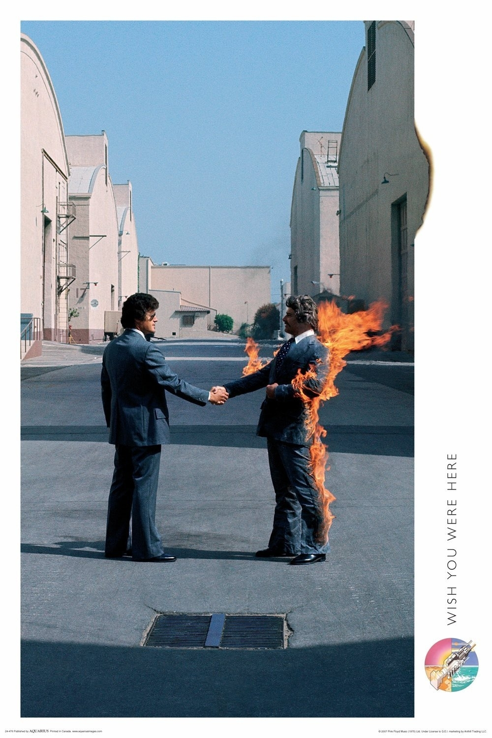 1000x1500 » pink floyd wish you were here wallpapers