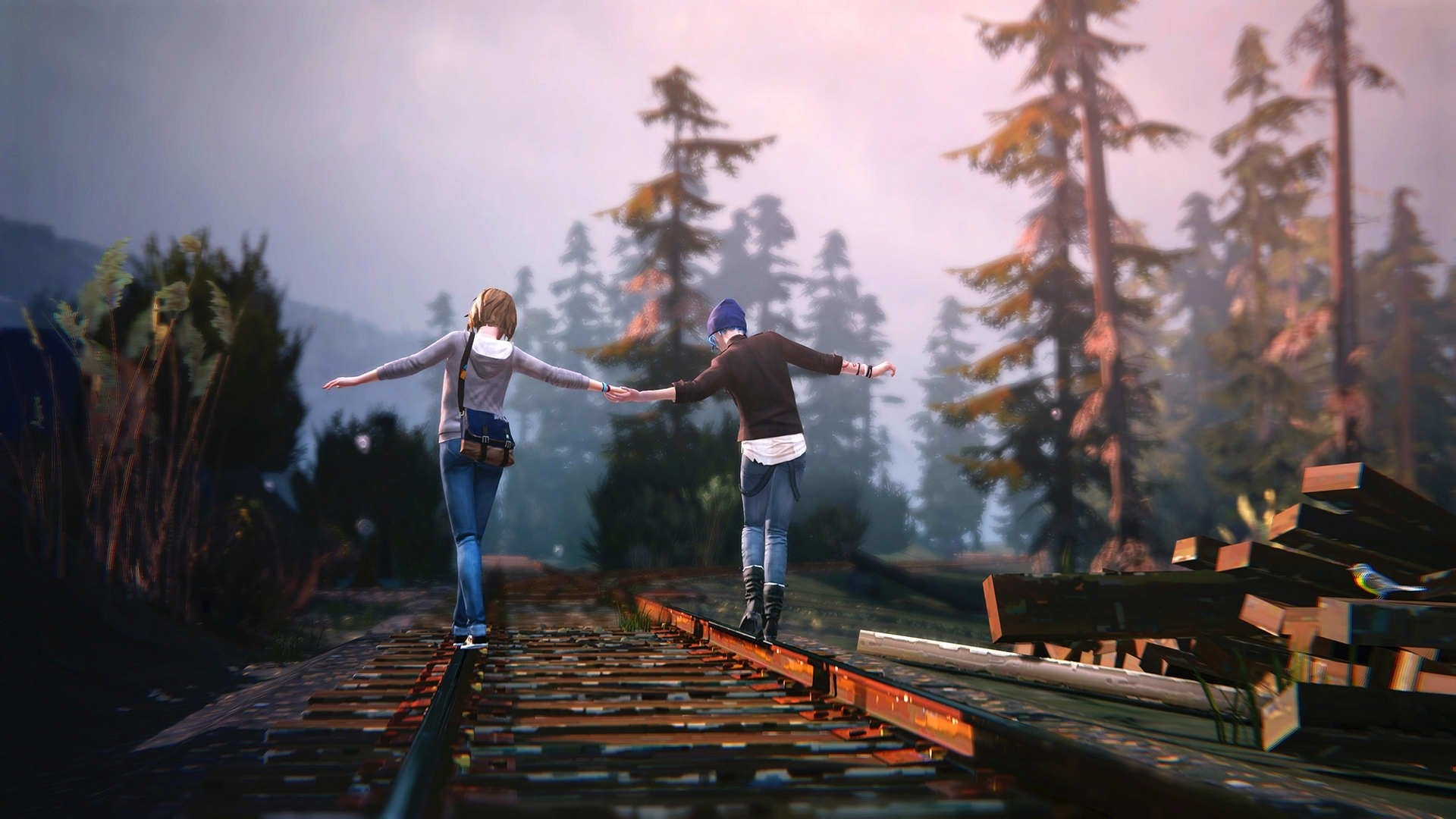 10 Best Life Is Strange Wallpapers FULL HD 1080p For PC Desktop
