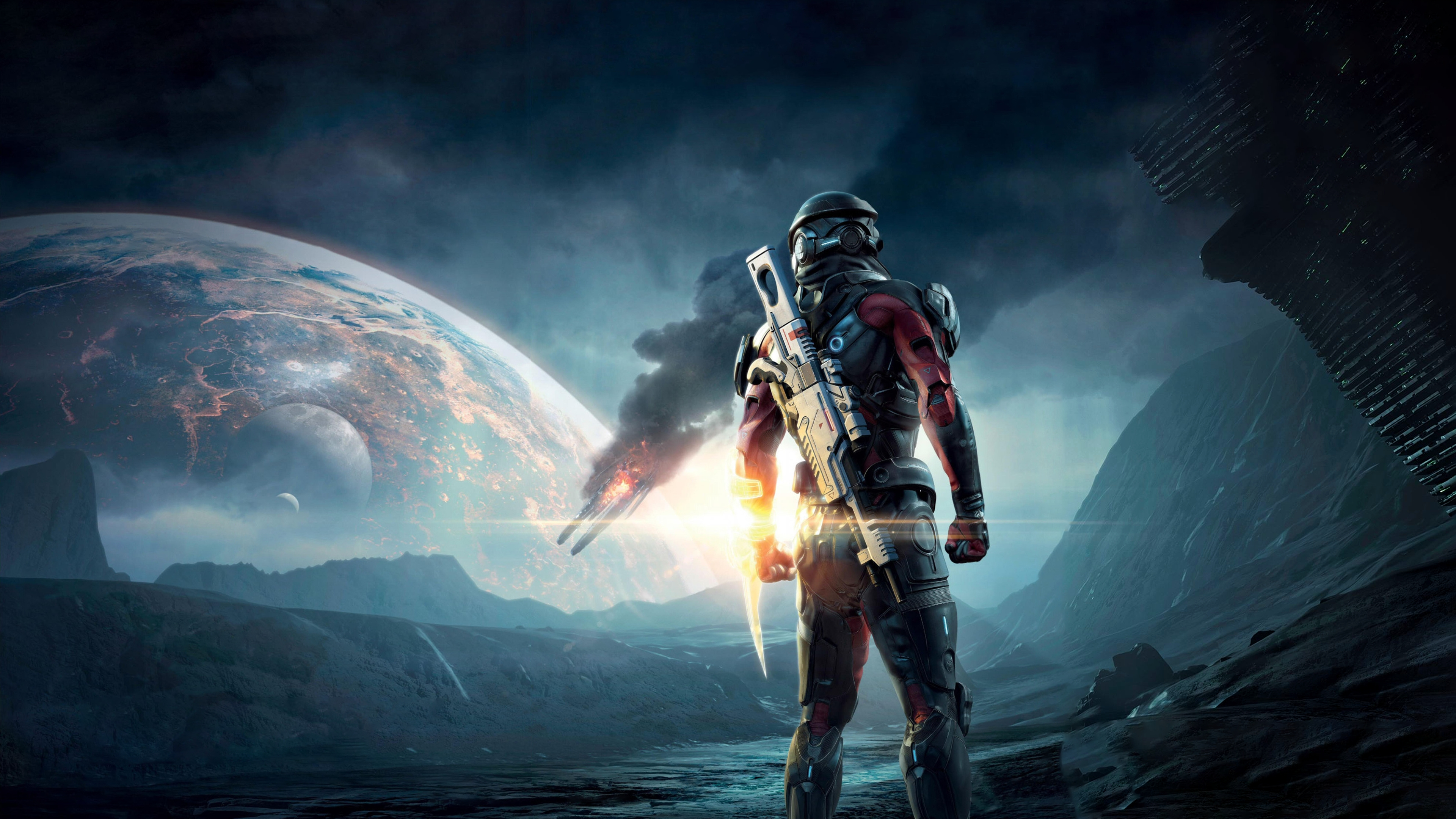 10 Best Mass Effect Wall Paper FULL HD 1080p For PC Desktop