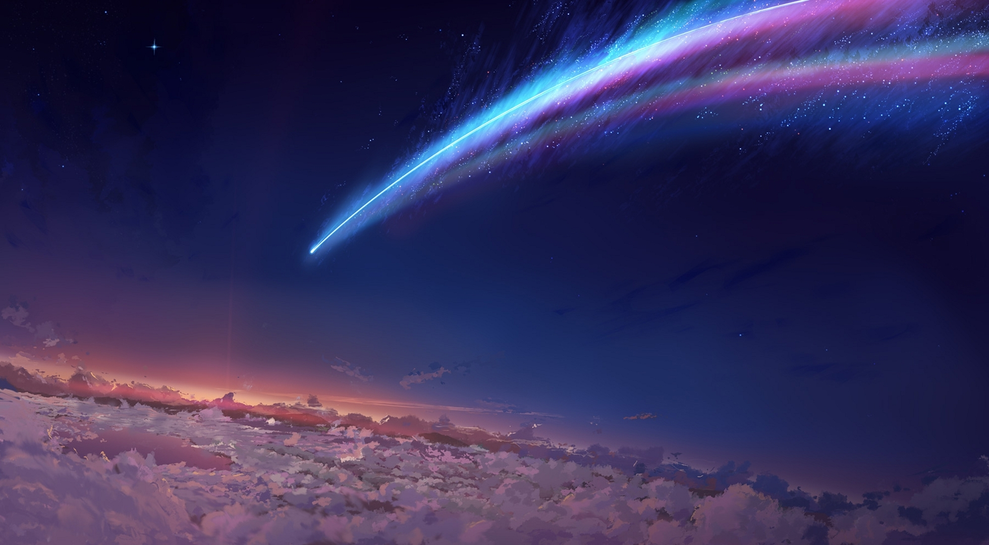 10 Best Kimi No Na Wa Background FULL HD 1920×1080 For PC Desktop