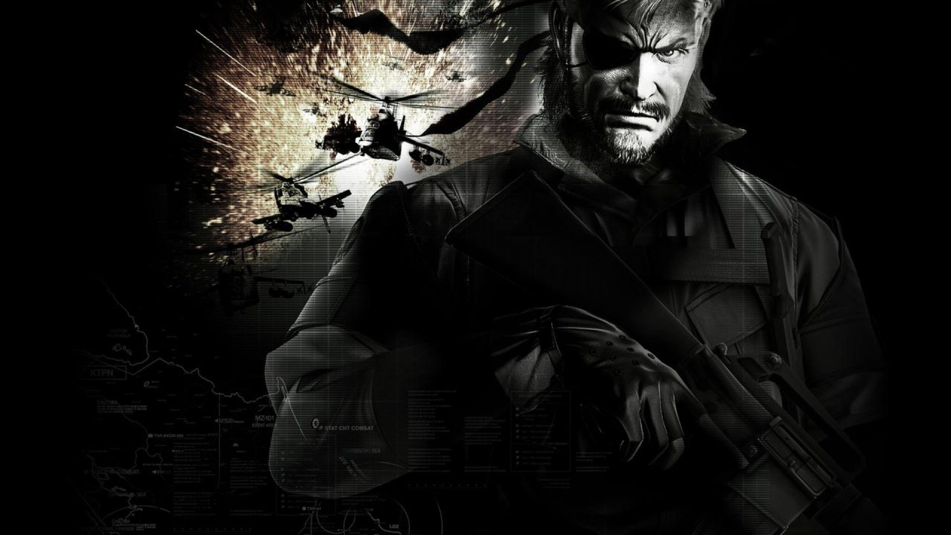 1080p metal gear solid wallpapers - wallpapersafari | beautiful