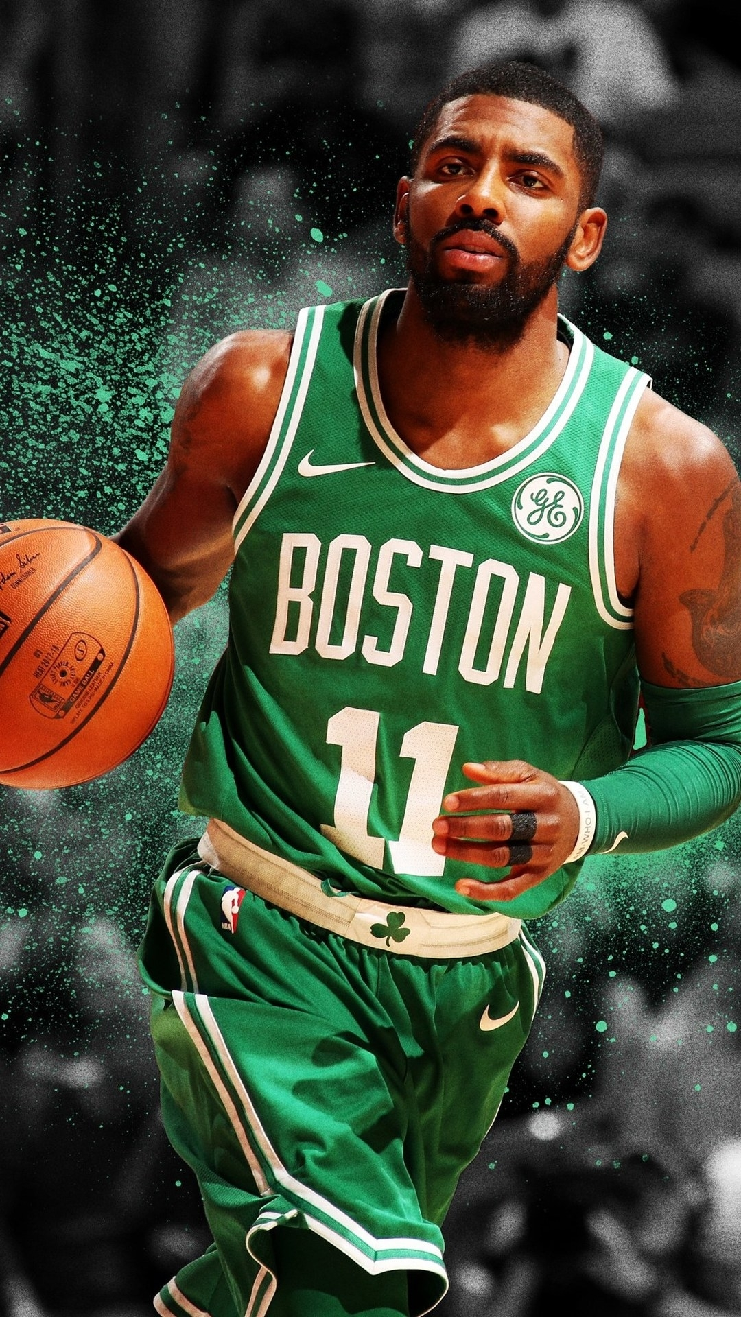 1080x1920 kyrie irving iphone 7,6s,6 plus, pixel xl ,one plus 3,3t,5