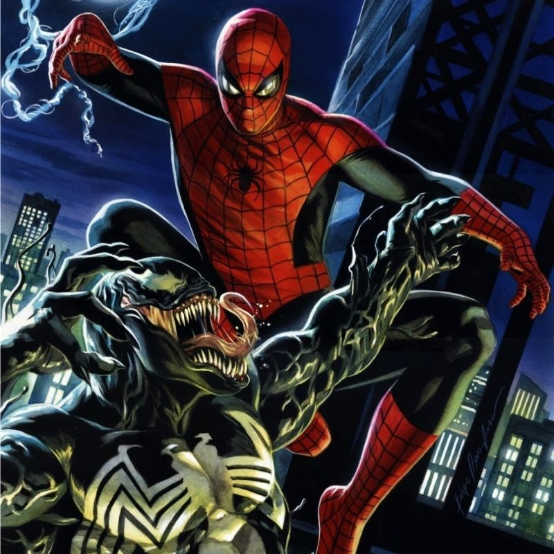 10 Latest Spiderman Vs Venom Wallpaper FULL HD 1080p For PC Background 2020 free download 11 09 2015 809x1262 spiderman vs venom desktop wallpapers comics 800x800