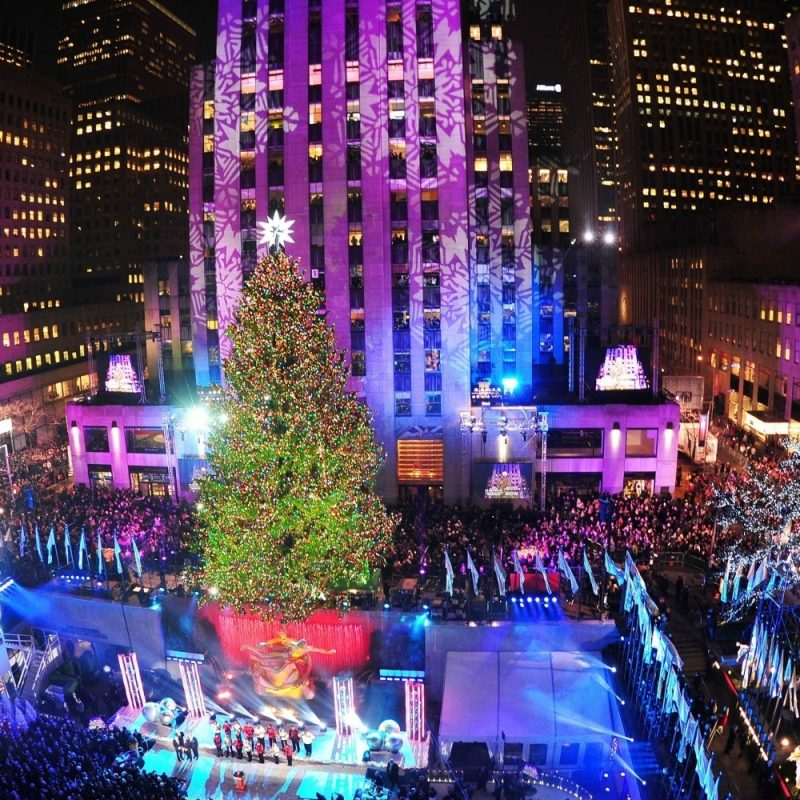 10 Most Popular New York City Christmas Wallpaper FULL HD 1920×1080 For PC Background 2018 free download 11 things to do in nyc for the holidays 2017 event shopping guide 800x800