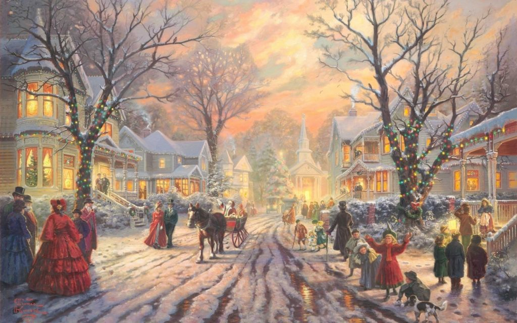 10 New Thomas Kinkade Christmas Wallpaper Hd FULL HD 1920×1080 For PC Desktop 2018 free download 111 wallpapersthomas kinkade wallpaper abyss 1024x640