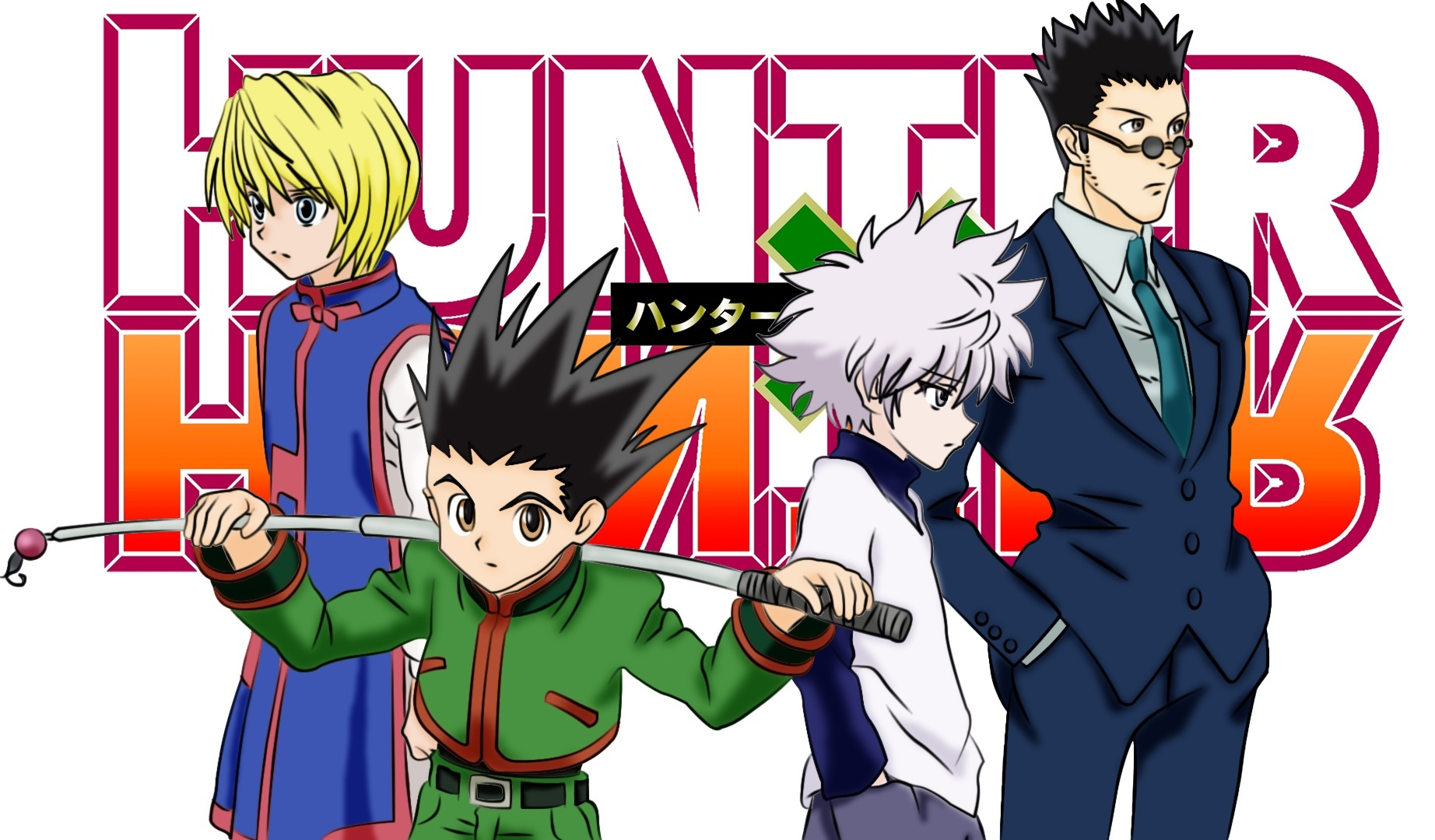 112 hunter x hunter hd wallpapers | background images - wallpaper