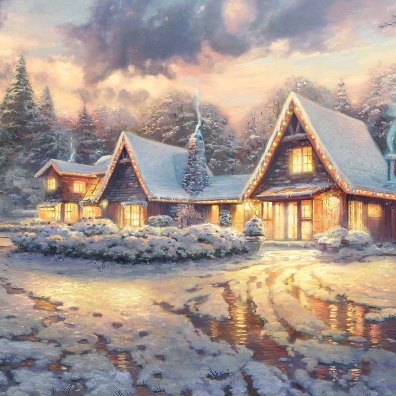 10 Most Popular Christmas Thomas Kinkade Wallpaper FULL HD 1920×1080 For PC Background 2020 free download 112 wallpapersthomas kinkade wallpaper abyss 800x800