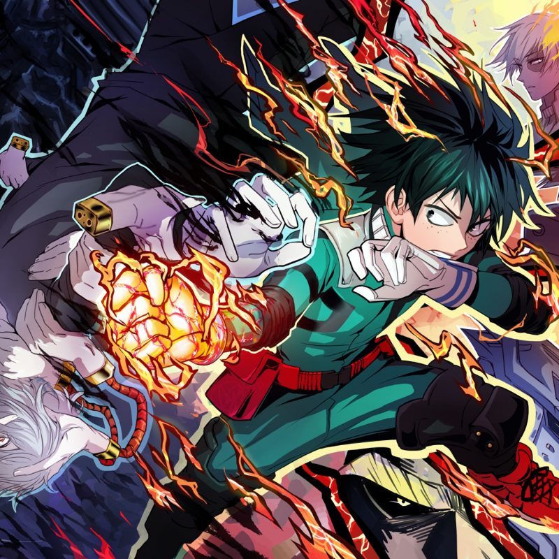 10 Top Boku No Hero Academia Wallpaper Hd FULL HD 1080p For PC Background 2018 free download 113 boku no hero academia hd wallpapers background images 800x800