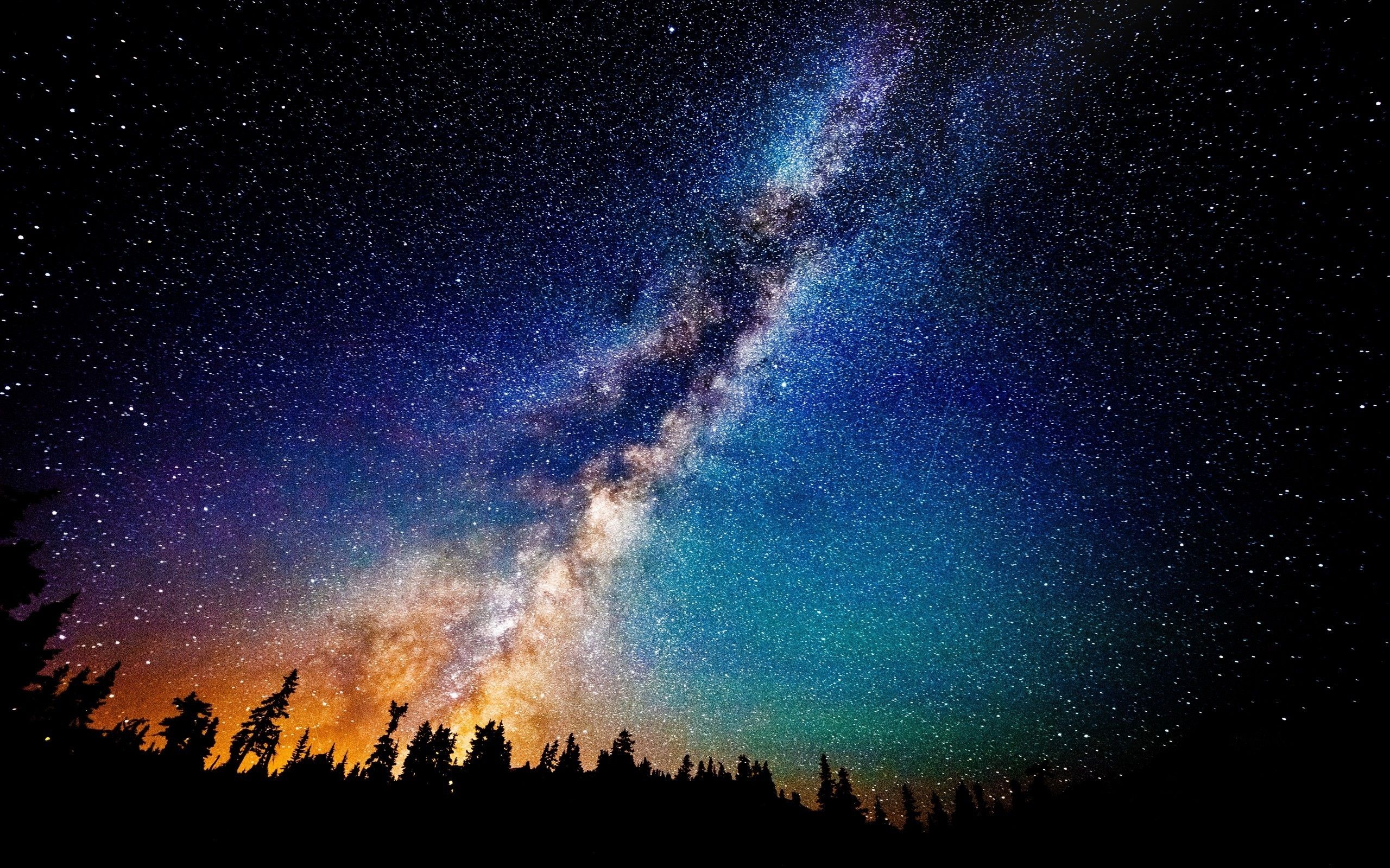 118 milky way hd wallpapers | background images - wallpaper abyss