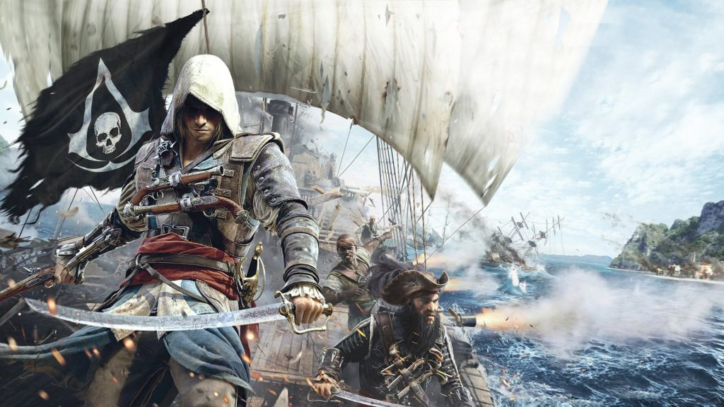 10 Top Ac Black Flag Wallpapers FULL HD 1080p For PC Background 2018 free download 123 assassins creed iv black flag hd wallpapers background 2 1024x576
