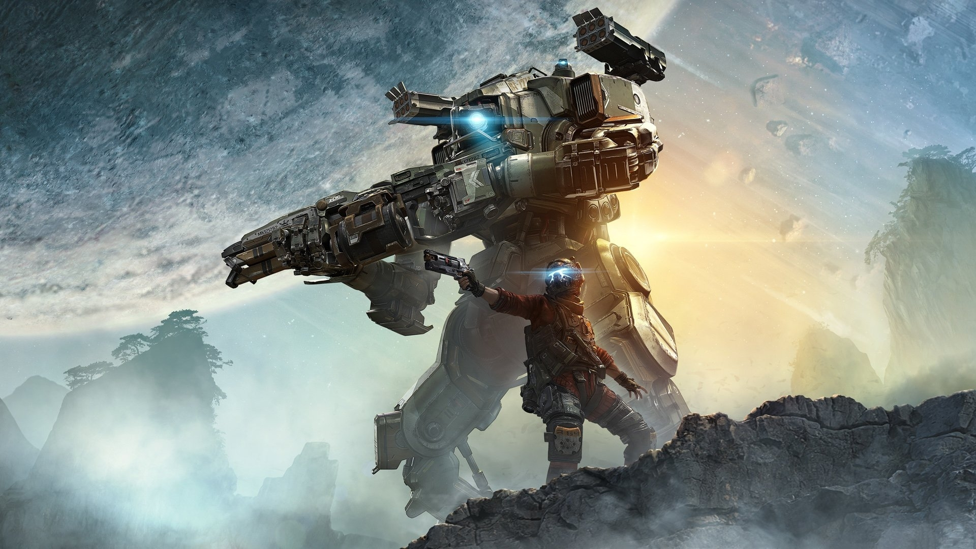 124 titanfall hd wallpapers | background images - wallpaper abyss