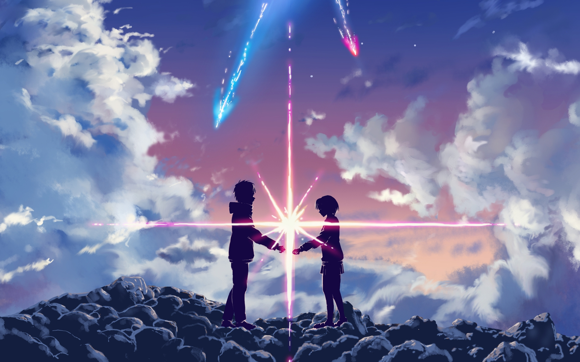 1244 your name. hd wallpapers | background images - wallpaper abyss