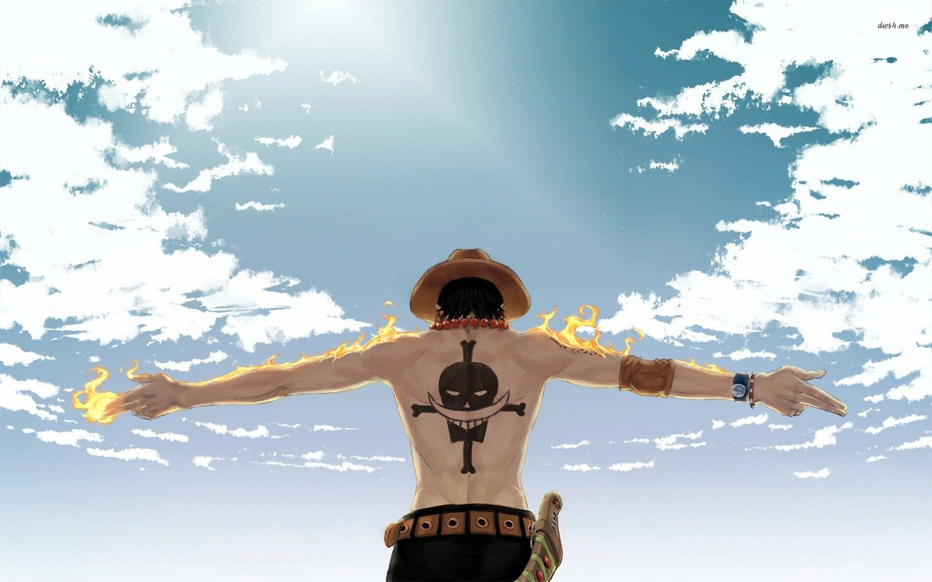 126 portgas d. ace hd wallpapers | background images - wallpaper abyss