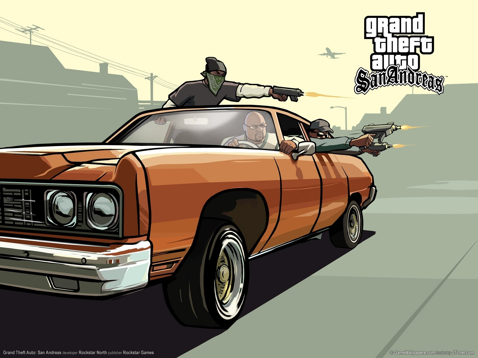 13 grand theft auto: san andreas hd wallpapers   background images