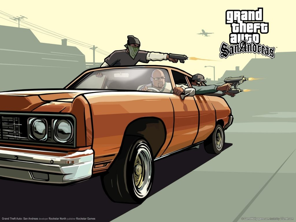 10 New Gta San Andreas Backgrounds FULL HD 1080p For PC Background 2018 free download 13 grand theft auto san andreas hd wallpapers background images 1024x768