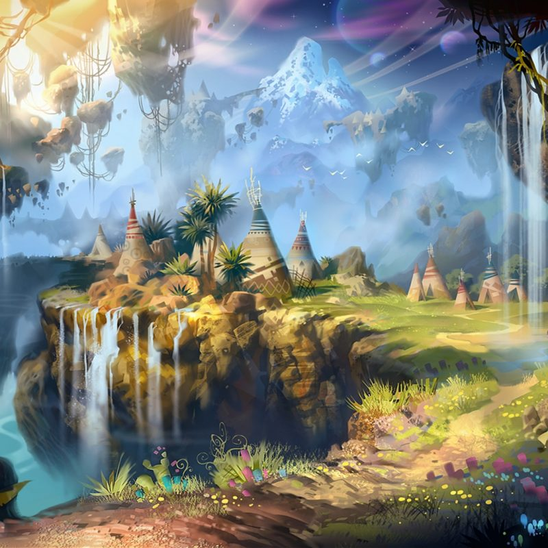 10 Most Popular Hd Wallpaper Fantasy Landscape FULL HD 1920×1080 For PC Background 2018 free download 1338 landscape hd wallpapers background images wallpaper abyss 800x800