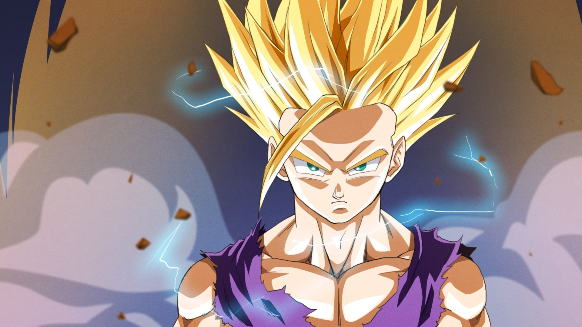 138 gohan (dragon ball) fonds d'écran hd | arrière-plans - wallpaper