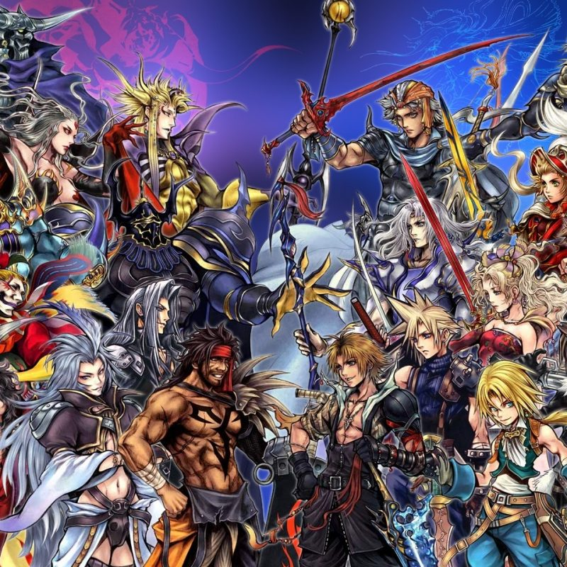 10 Top Final Fantasy Dissidia Wallpaper FULL HD 1920×1080 For PC Desktop 2018 free download 14 dissidia final fantasy hd wallpapers background images 800x800