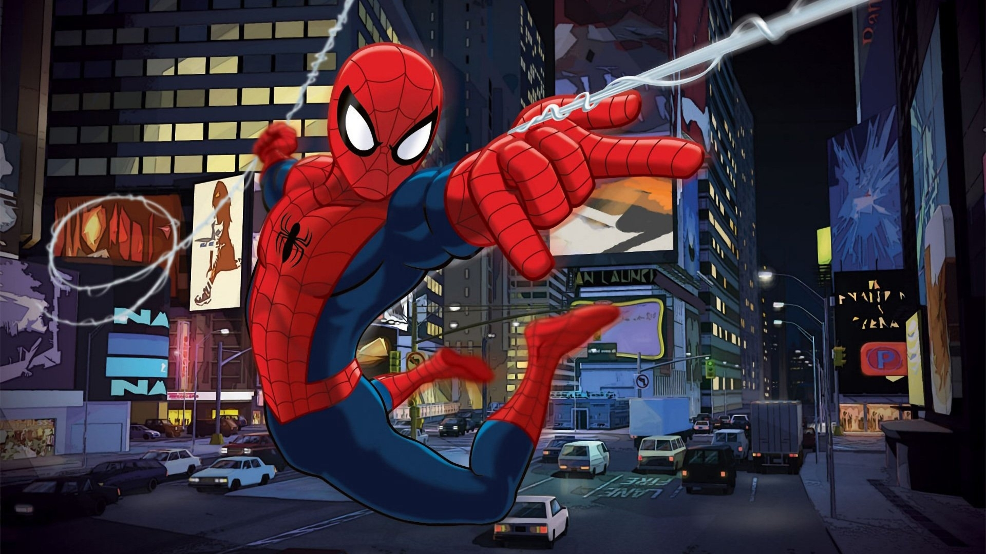 14 ultimate spider-man hd wallpapers | background images