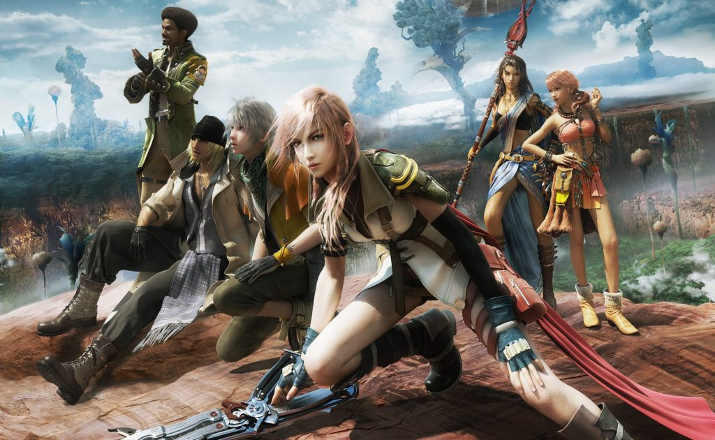10 Most Popular Final Fantasy 13 Wallpaper Hd FULL HD 1080p For PC Background 2018 free download 140 final fantasy xiii hd wallpapers background images 1024x630