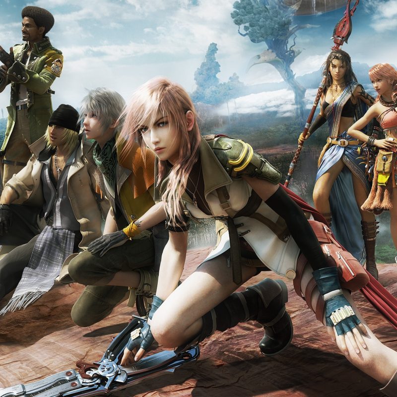 10 Best Final Fantasy 13 Wallpaper FULL HD 1080p For PC Desktop 2020 free download 140 final fantasy xiii hd wallpapers background images wallpaper 800x800