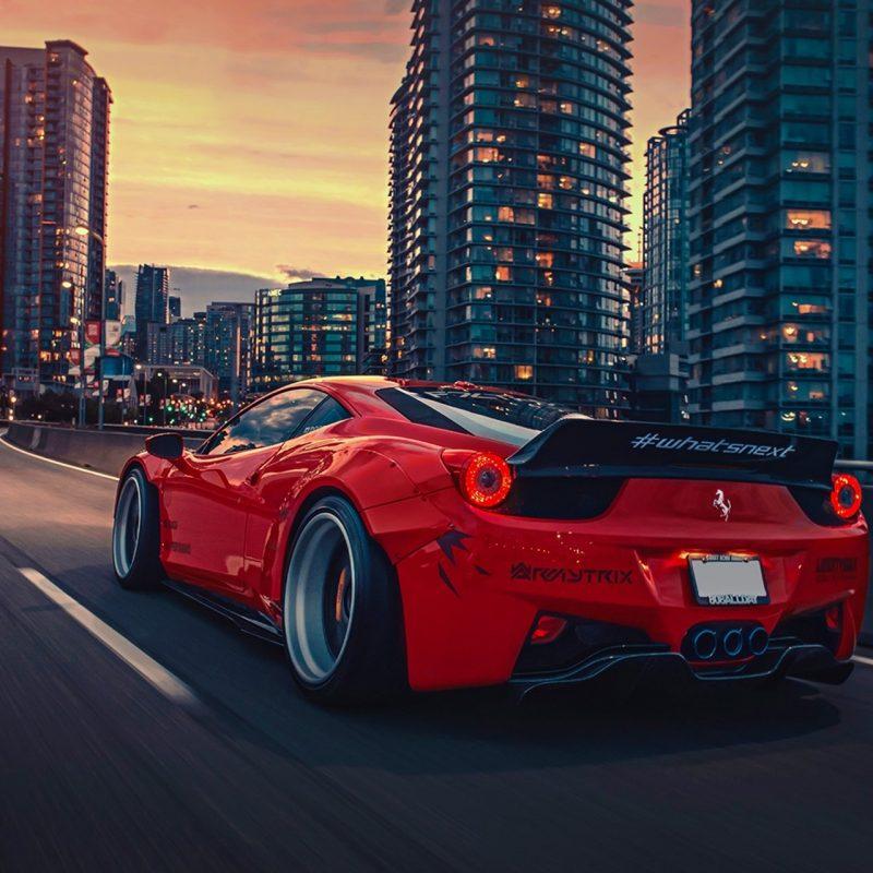 10 Best Red Car Wallpaper Hd FULL HD 1920×1080 For PC Desktop
