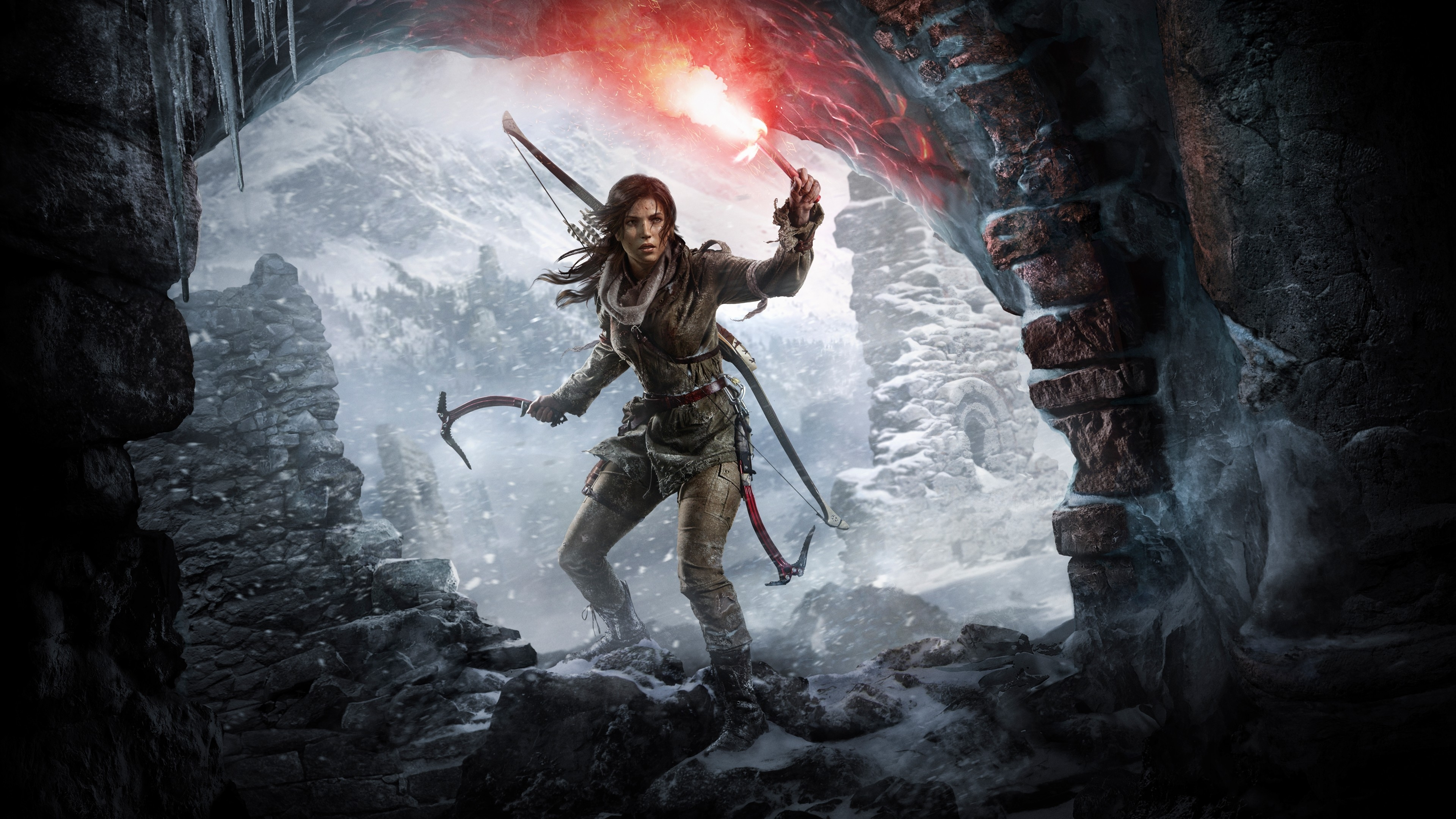 141 rise of the tomb raider hd wallpapers | background images