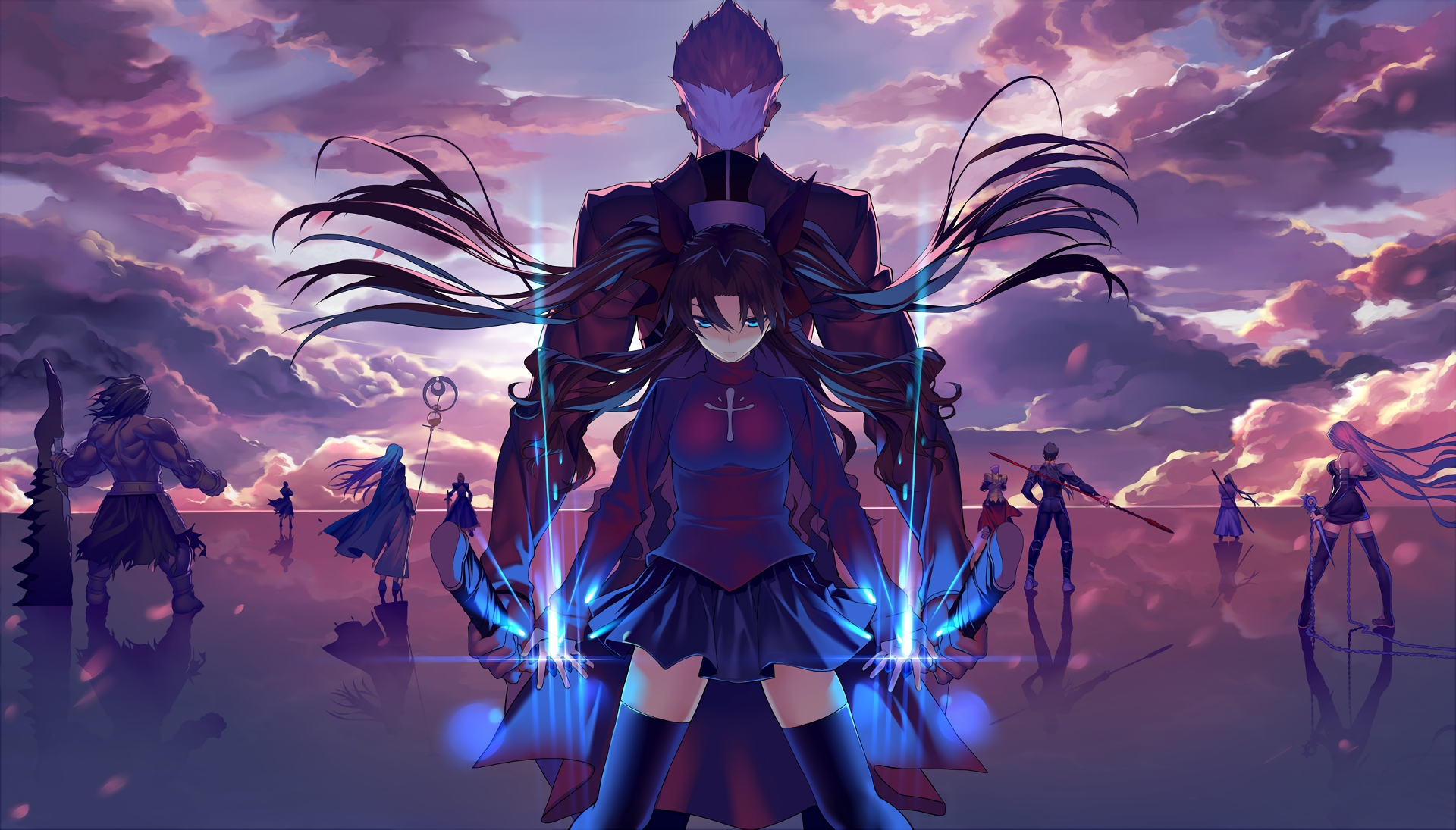 146 archer (fate/stay night) fonds d'écran hd | arrière-plans