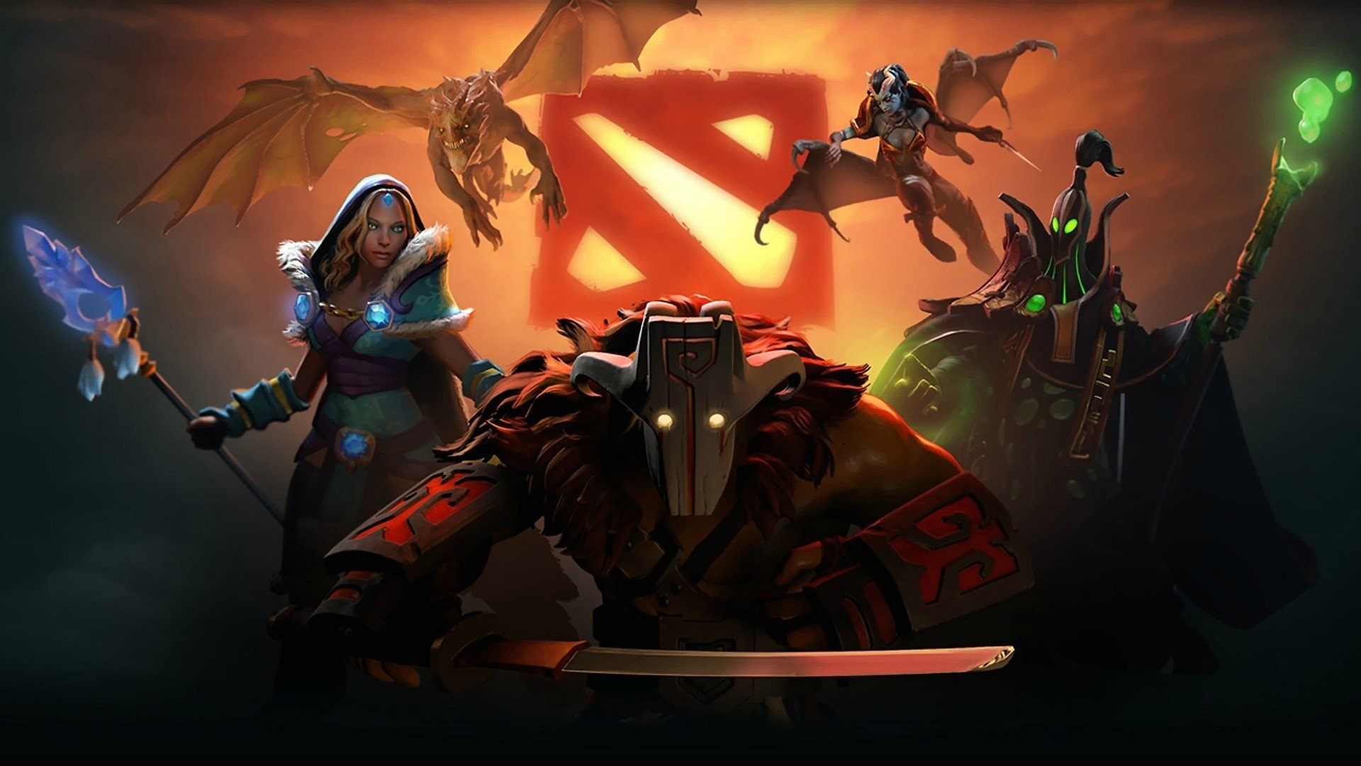 10 Top Dota 2 Hd Wallpaper FULL HD 1080p For PC Background