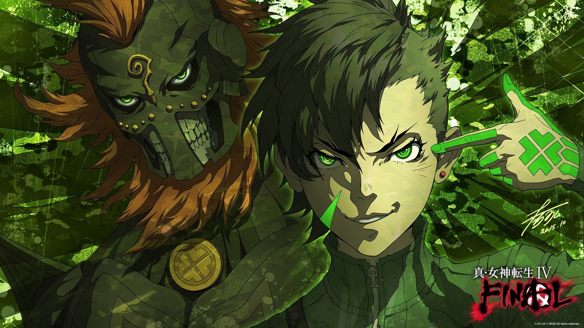 15 shin megami tensei hd wallpapers | background images - wallpaper