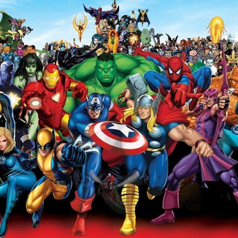 10 Best Marvel Heroes Hd Wallpaper FULL HD 1080p For PC Background 2018 free download 151 marvel comics hd wallpapers background images wallpaper abyss 800x800