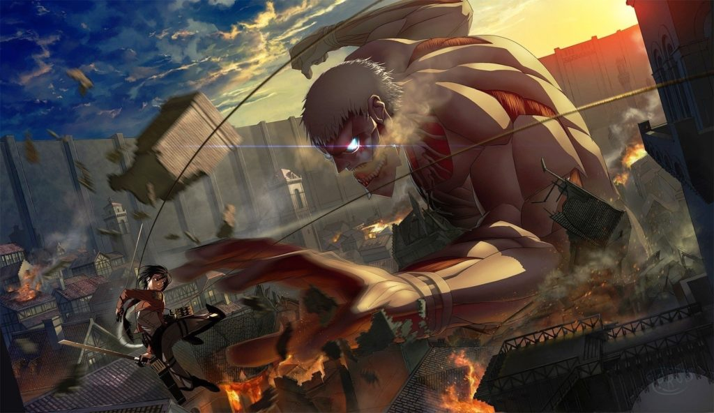 10 Most Popular Attack On Titan Wallpapers FULL HD 1920×1080 For PC Background 2020 free download 1522 attack on titan hd wallpapers background images wallpaper 1 1024x592