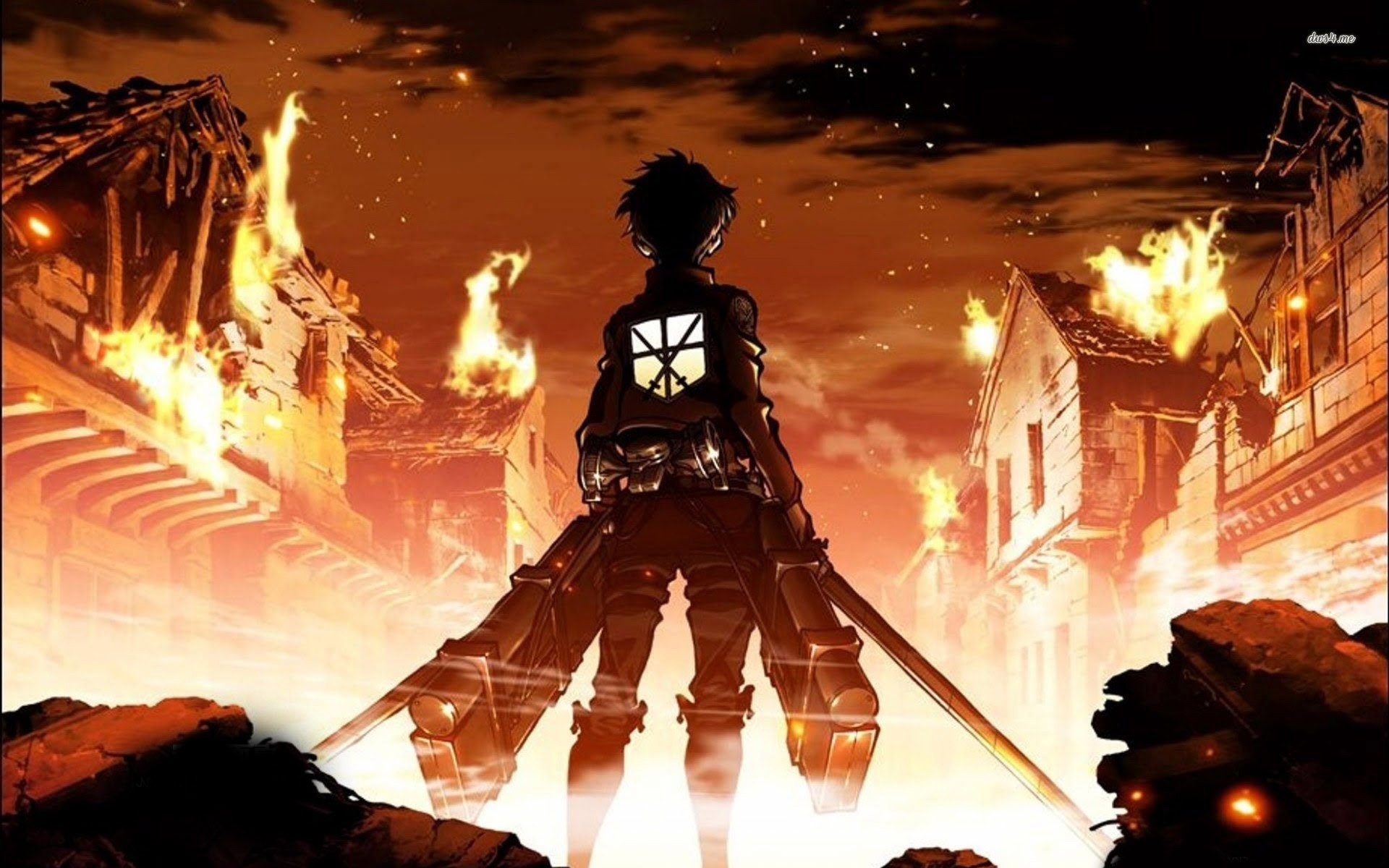 1522 attack on titan hd wallpapers | background images - wallpaper