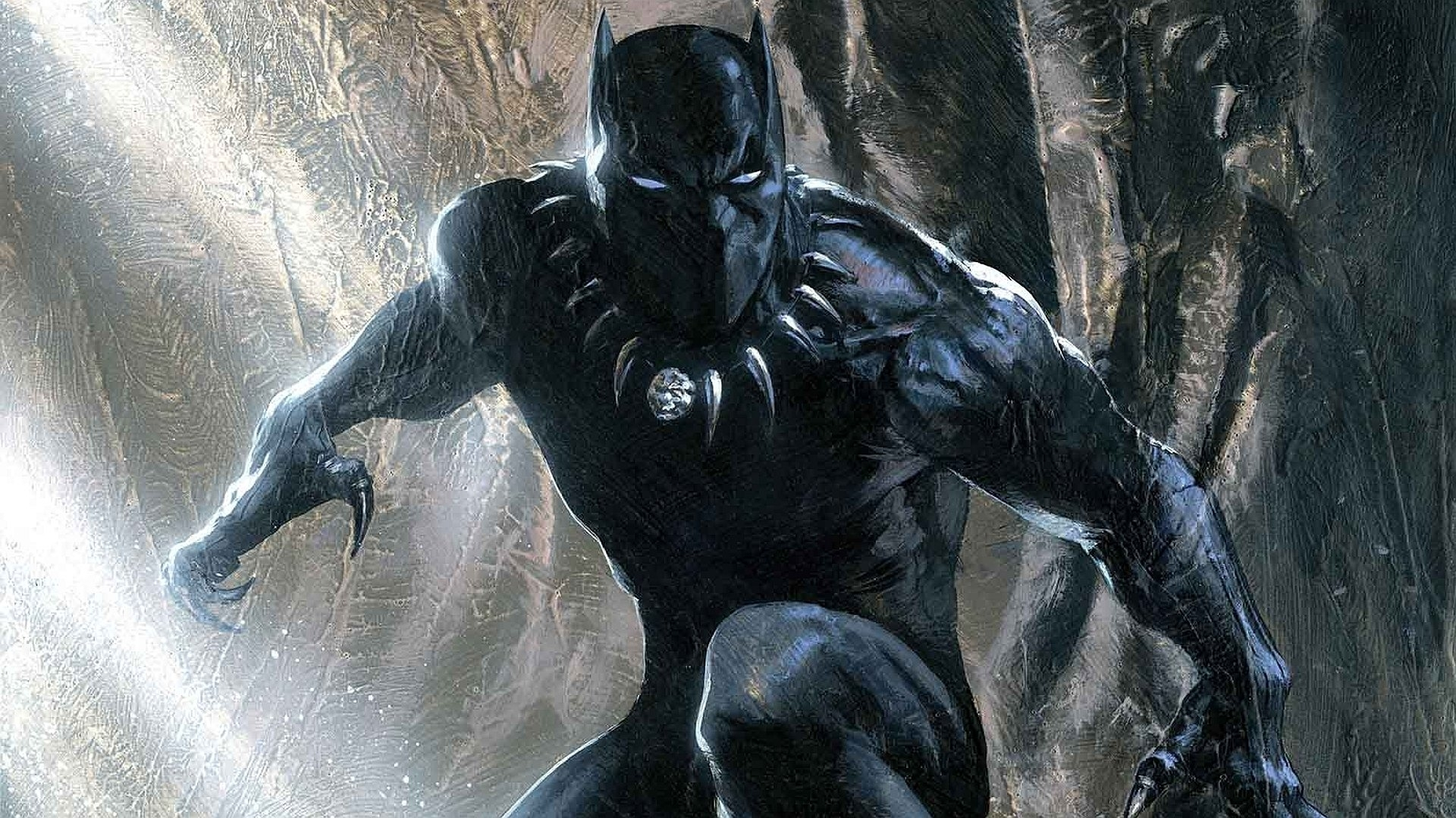 158 black panther (marvel comics) hd wallpapers | background