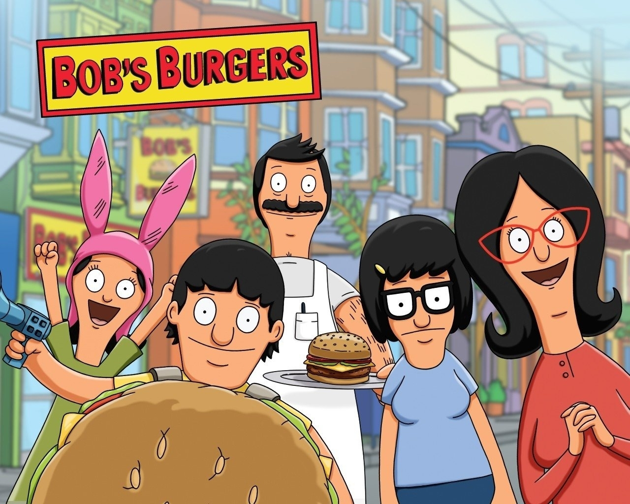 16 bob's burgers hd wallpapers | background images - wallpaper abyss