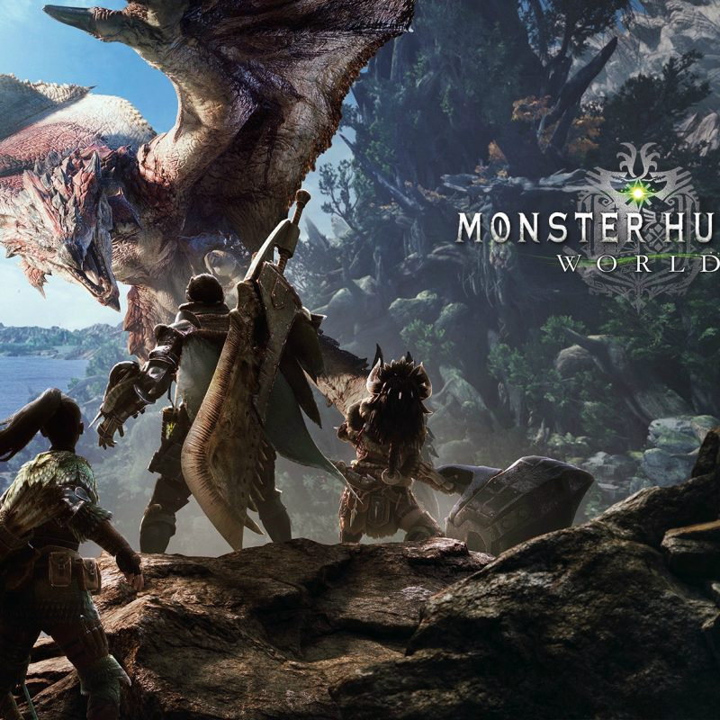 10 Top Monster Hunter World Hd Wallpaper FULL HD 1080p For PC Desktop 2018 free download 17 monster hunter world hd wallpapers background images 800x800