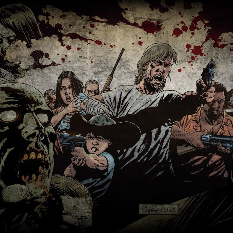 10 Top The Walking Dead Comics Wallpaper FULL HD 1920×1080 For PC Desktop 2018 free download 17 the walking dead comics desktop wallpapers wppsource images 800x800