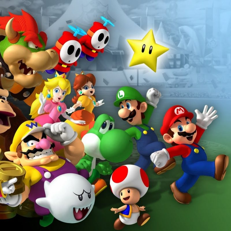 10 Best Super Mario Desktop Backgrounds FULL HD 1080p For PC Desktop 2018 free download 1770 mario desktop background 800x800