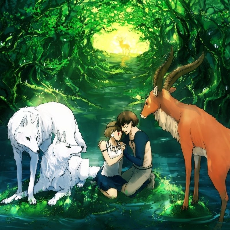 10 Best Princess Mononoke Wallpaper Ashitaka FULL HD 1080p For PC Desktop 2018 free download 178 princess mononoke hd wallpapers background images wallpaper 800x800