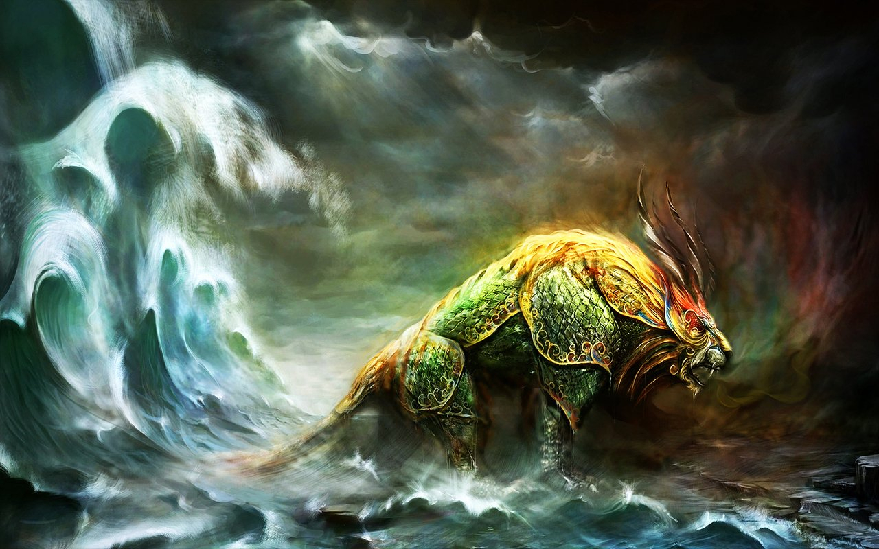 1789 creature hd wallpapers | background images - wallpaper abyss