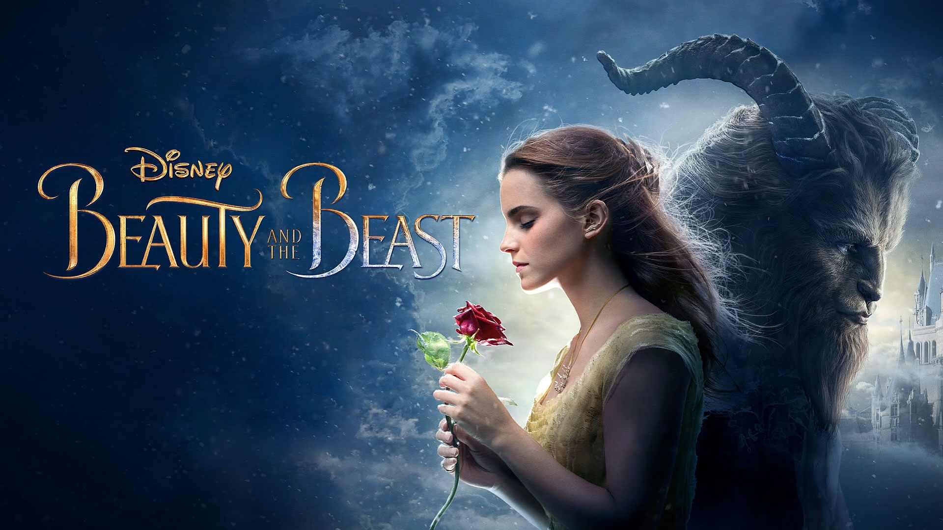 10 New Horror Movie Wallpaper Hd Full Hd 1920 1080 For Pc: 10 Most Popular Beauty And The Beast Desktop Wallpaper