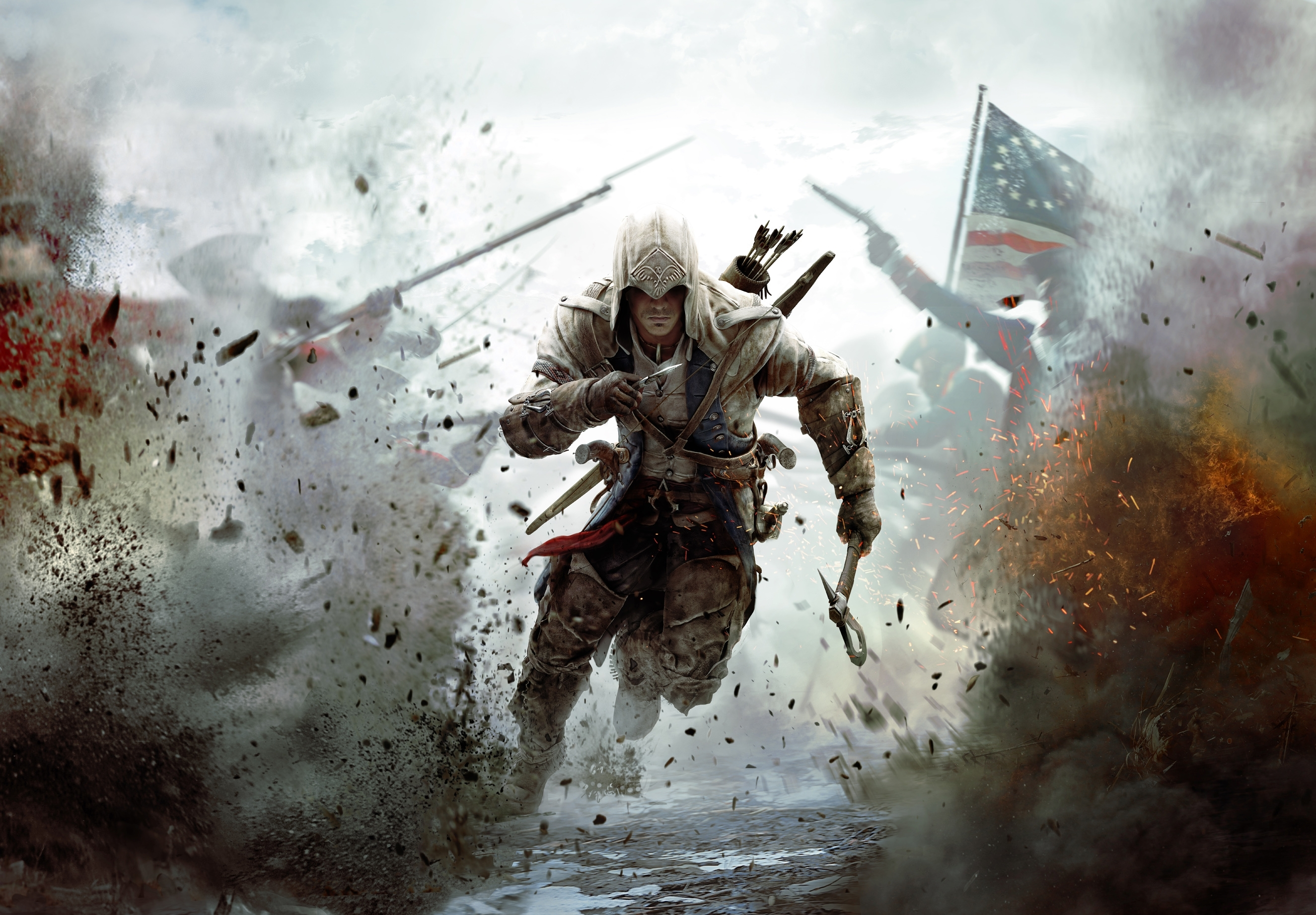 185 assassin's creed iii hd wallpapers | background images