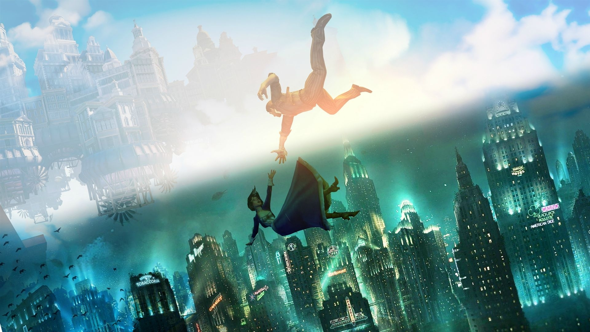 185 bioshock infinite fonds d'écran hd | arrière-plans - wallpaper abyss
